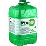 20 Liter Kanister Petroleum für Petroleumheizung/Petroleum Gewächshausheizung - geruchsarm - schwefelfrei - Nahaufnahme des Kanister