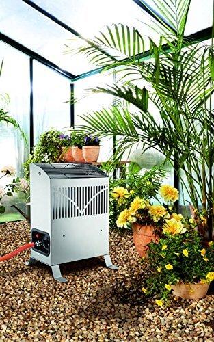 bio green gas gew chshausheizung frosty 4500 w. Black Bedroom Furniture Sets. Home Design Ideas