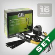 Bewässerungsanlage für 16 Pflanzen von GIB Industries