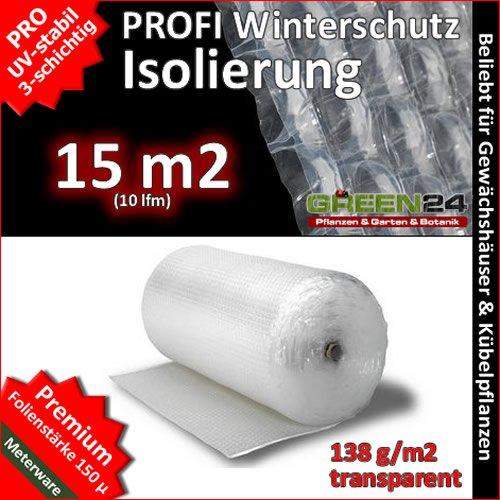 isolierung komplett set 15 m2 frostschutz noppenfolie. Black Bedroom Furniture Sets. Home Design Ideas