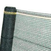 40% Schattiernetz/Sonnenschutznetz - Meterware - 3 m breit